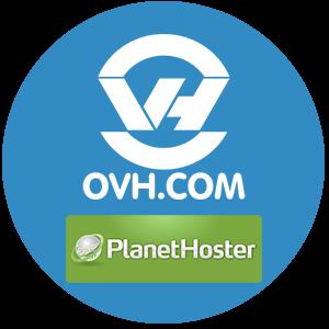 hébergement sur serveur dédiées ou cloud offert